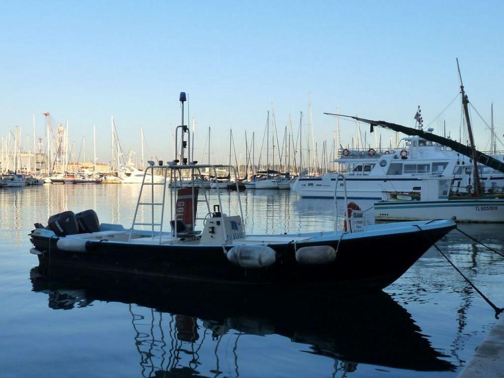 Ex PILOTINE du port de Toulon