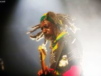 Jah Prince & the prophets @la Clef, avril 19