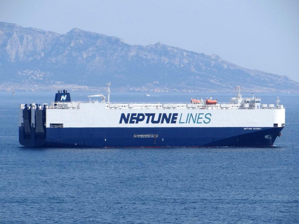 NEPTUNE ODYSSEY , appareillant de Marseille le 19 juin 2018