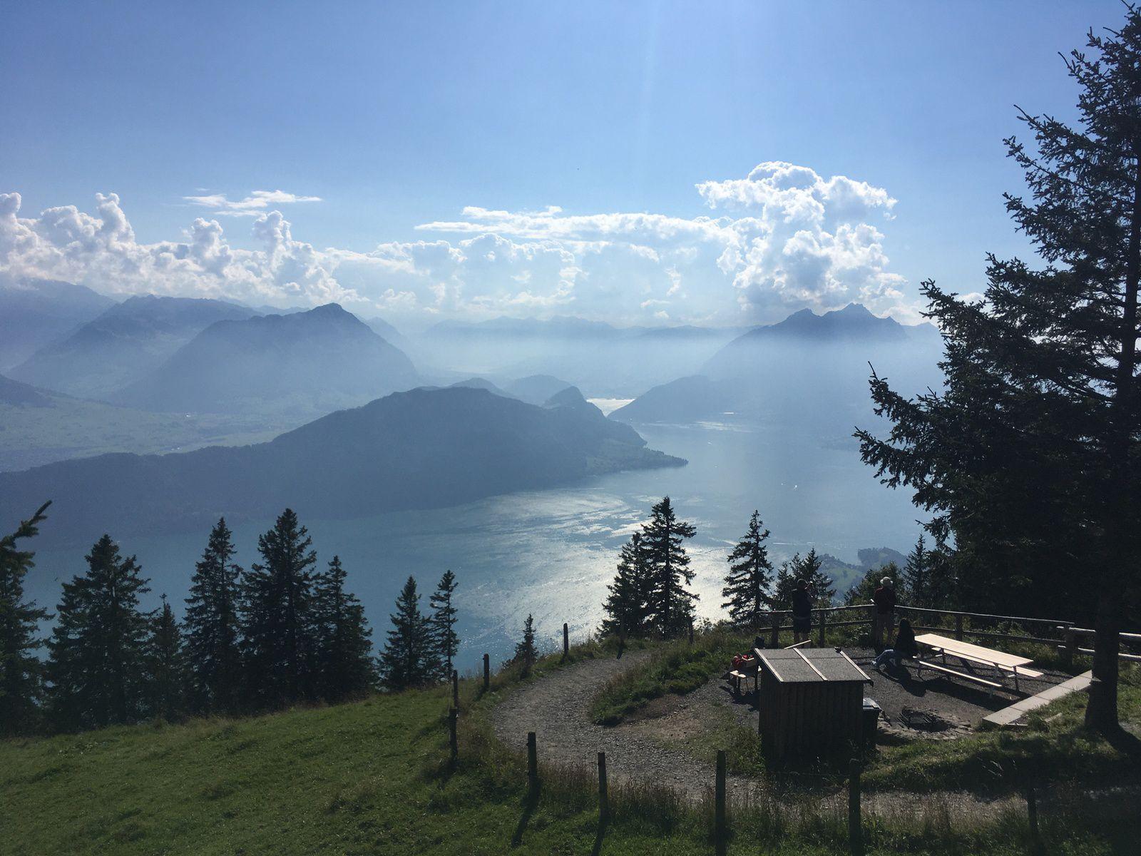 6 septembre 2021 : Rigi (Suisse)