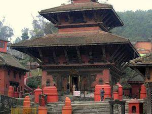 PASHUPATINATH - GOKARNA - SANKHU (Vallée de Kathmandou - Népal)