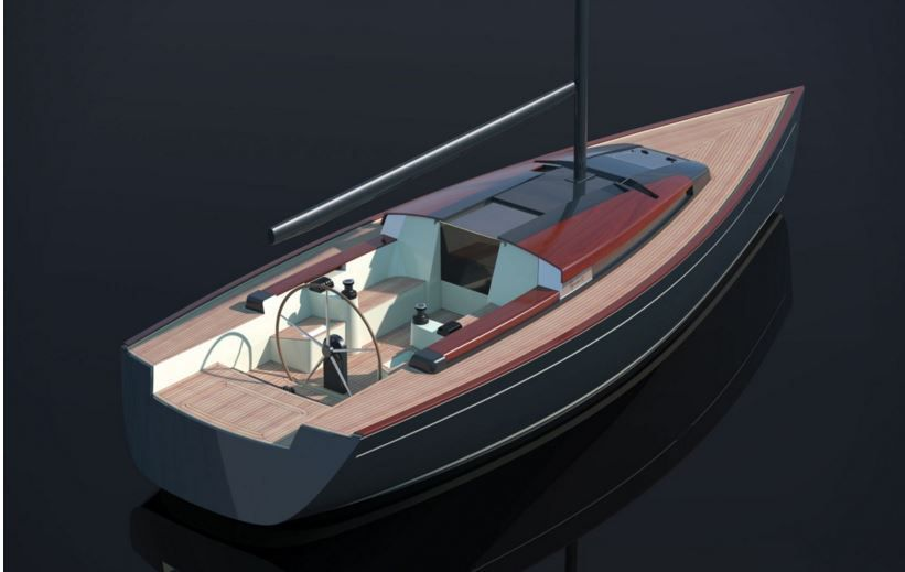 Nautic Paris 2016 - world premiere for the new Tofinou 10 yacht from the Latitude 46 shipyard