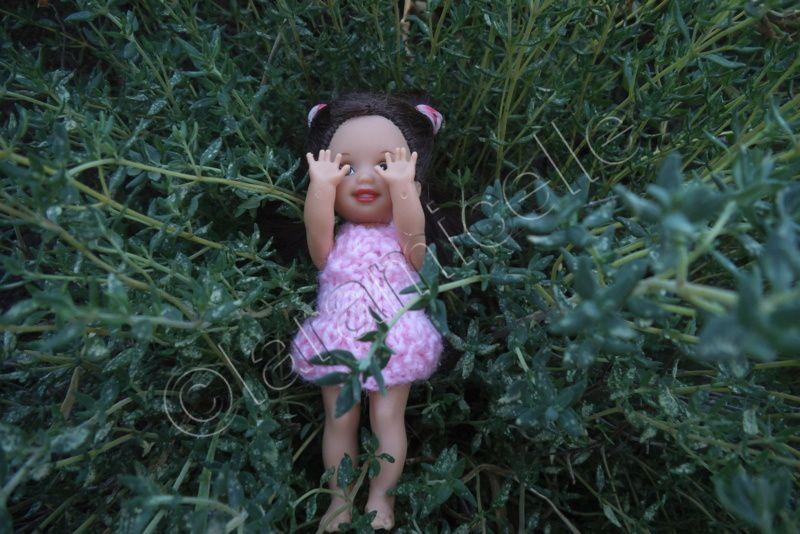tuto gratuit poupée shelly: robe d'été