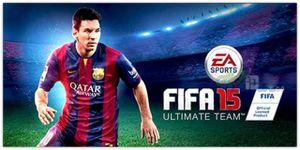 L'ÉQUIPE DE L'ANNÉE EST SUR FIFA 15 ULTIMATE TEAM