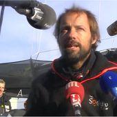 Interview de Thomas COVILLE : Brest RECORD autour du monde en solitaire en multicoque sur SODEBO