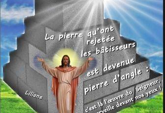 2° dimanche du Temps pascal C (Psaume 117) (DiMail 578)