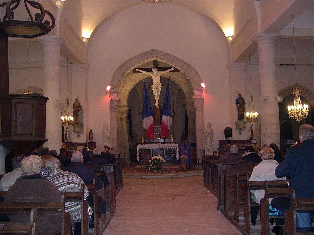 """L'UGF avec """"Femme Avenir"""" en 2009, puis, le 9 nov 2010, pour le 40è anniversaire de la mort du général."""