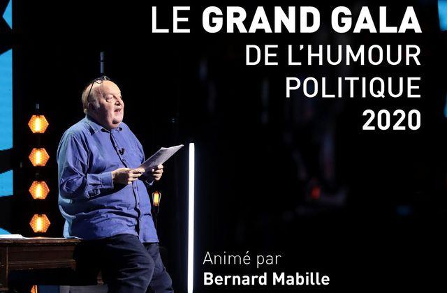Grand Gala de l'Humour Politique ce samedi soir sur Paris Première.