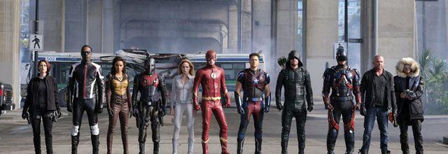 """Coup d'envoi de la saison 3 inédite de """"DC : Legends of tomorrow"""" ce soir sur CSTAR"""