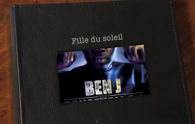 [RAGGA] BEN J Feat SIR SAMUEL - FILLE DU SOLEIL - 2013