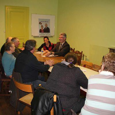 Réunion publique du 18 mars à Laheycourt à 20h30