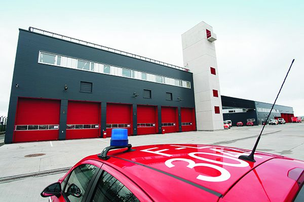 francfort Airport fire services opens at CargoCity South aerobernie