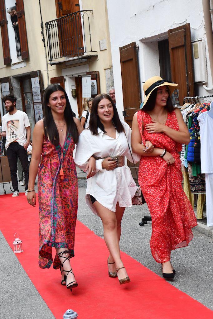 Colmars les Alpes, La mode au mois d'août