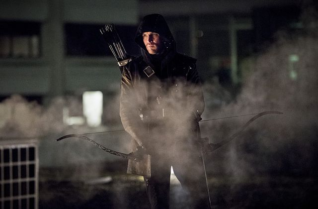 Critiques Séries : Arrow. Saison 3. Episode 21. Al Sah-him.