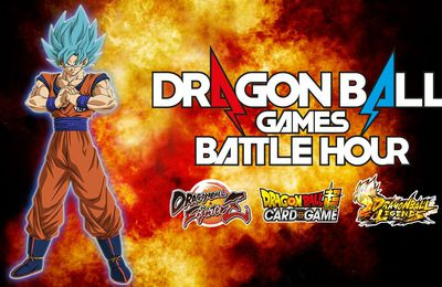 Retour sur l'event Dragon Ball Games Battle Hour