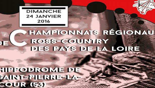 Régionaux de Cross Pays de la Loire 2016