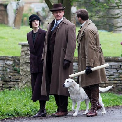 """L'agriculture dans """"Downton Abbey"""" de Julian Fellowes"""