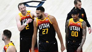 Le Jazz humilie le Magic d'Orlando avec un record de paniers à 3-points avant la mi-temps