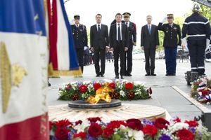 RT @Place_Beauvau: Manuel Valls à l'hommage...