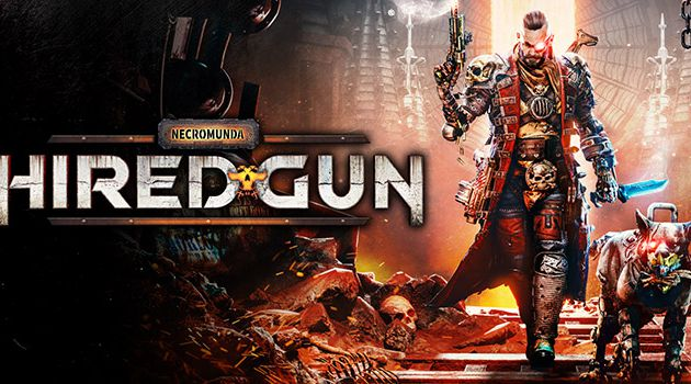[ACTUALITE] Necromunda: Hired Gun - Le Gameplay Overview trailer