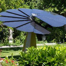 CENTRAFRIQUE: smartflower™, la fleur solaire qui illumine votre quotidien