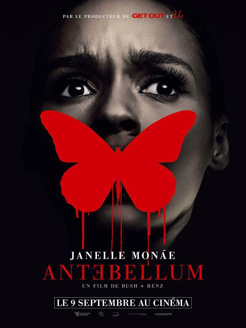 Critique Ciné : Antebellum (2020)
