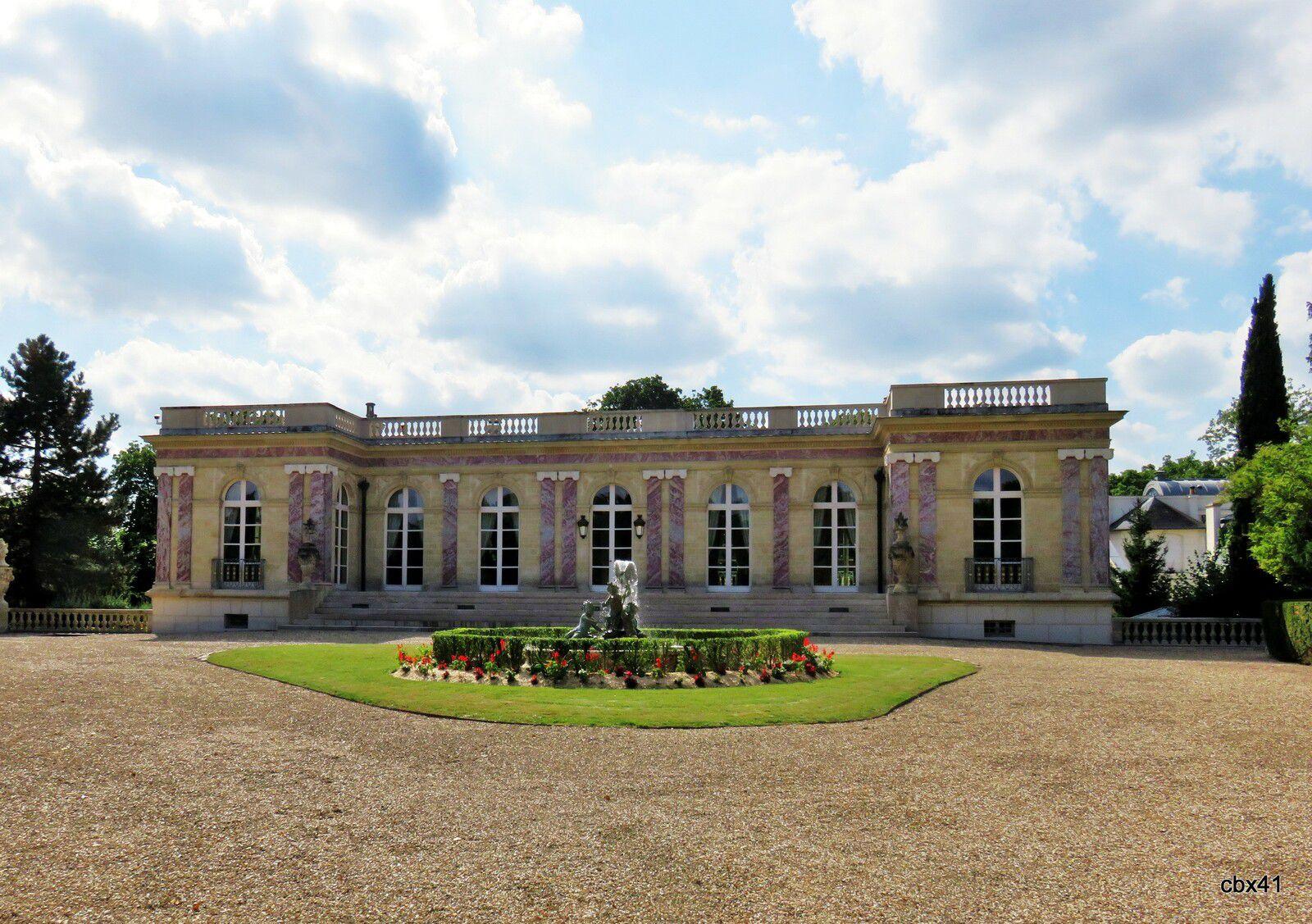 Le Palais Rose, Le Vésinet (Yvelines)