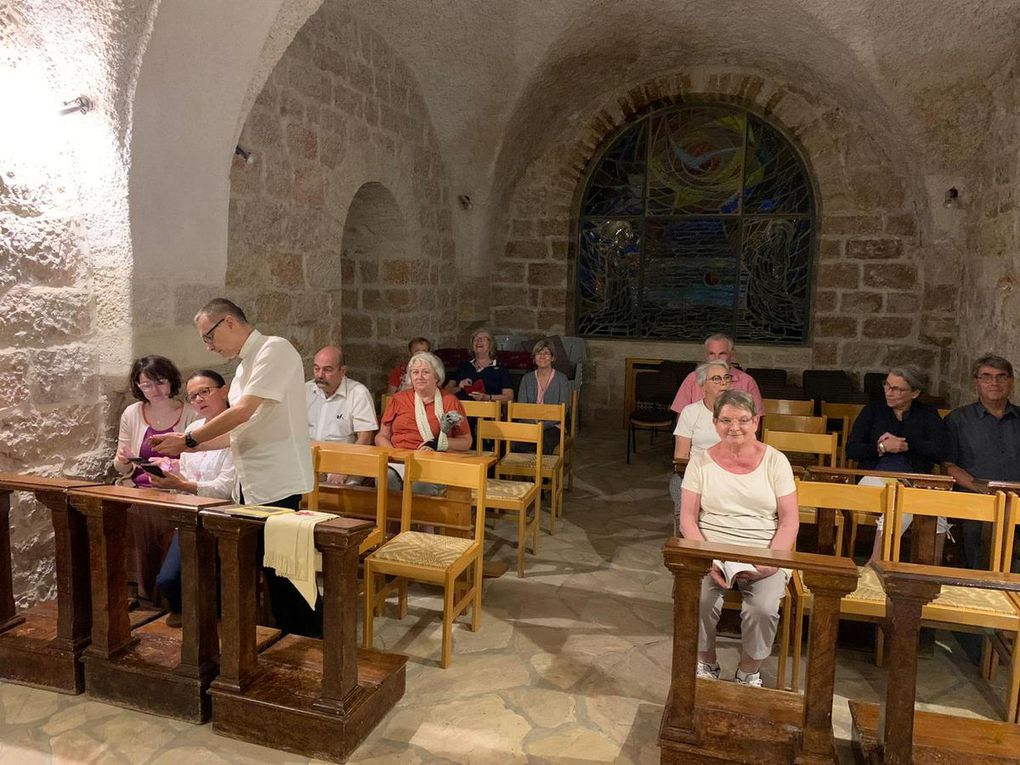 Pèlerinage paroissial en Terre Sainte - Jour 4 - 11.11.2019