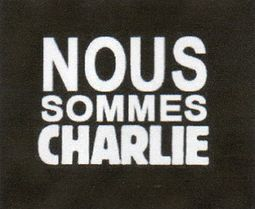"""""""Nous sommes Charlie"""""""