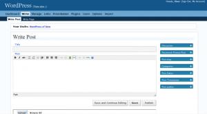 Preguntas y respuestas entre webmasters, cambiando de proveedor