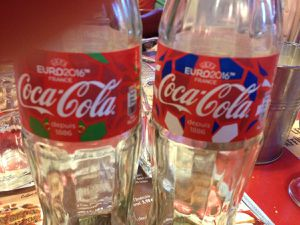 Vive coca cola pour les ados