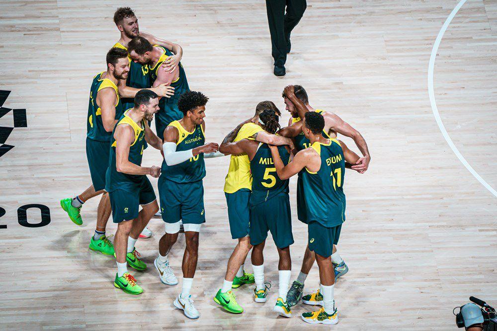Un Patty Mills (42 points et 9 passes) héroïque, mène l'Australie à une première médaille olympique de son histoire en dominant la Slovénie