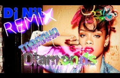 RIHANNA: Diamonds (Kizomba Remix)