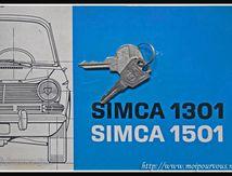 La Simca 1301