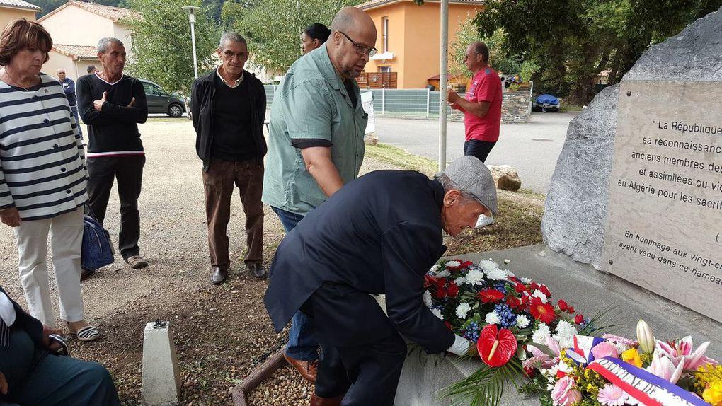 """Journée nationale d'hommage : quand les Harkis choisissent de """"tourner le dos à la République"""" en Ariège"""