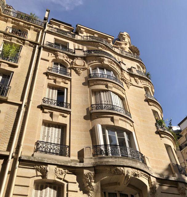 Rue Charles Dickens 16eme