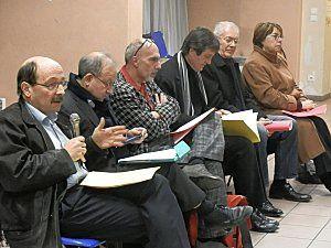 L'humain d'abord, la boussole du budget 2012 du Conseil général : la rencontre !