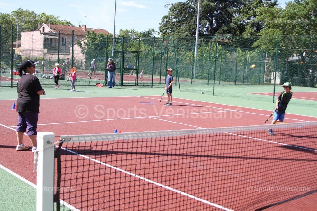 Le bon bilan annuel du  Moulin à Vent Tennis
