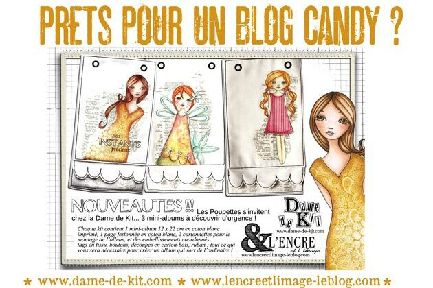 Blog Candy chez DAME DE KIT !!!