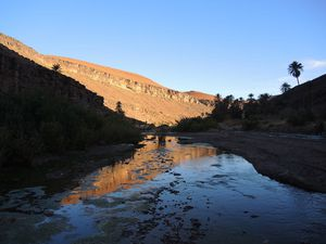 En route vers Ouarzazate