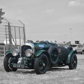 AA55 * Bentley Blower 4½ Litre four-seater '29 - Palais-de-la-Voiture.com