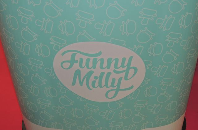 FUNNY MILLY la tutute rétractable !