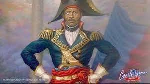 Portrait de Dessalines.