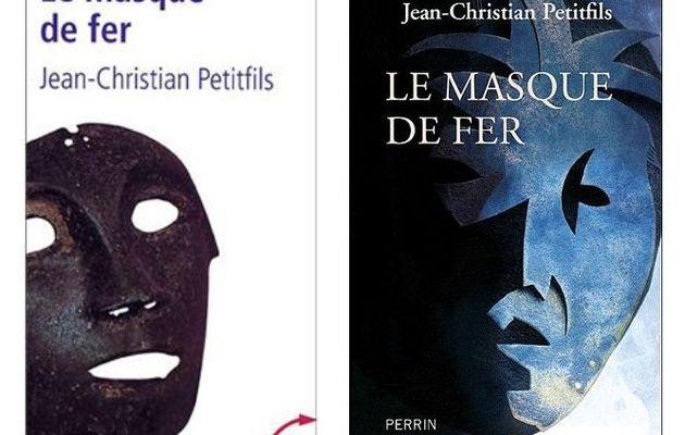 Le masque de fer,  de Jean-Christian Petitfils