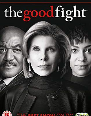 "Série ""The Good Fight"" Saisons 1/2/3 DVD CBS 2017/2020"