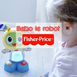 Ma Selec' de Noël : BeBo le Robot - Fisher Price