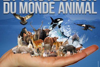 Guénange  forum de l'association Terre des Bêtes organise le 22 avril 2018