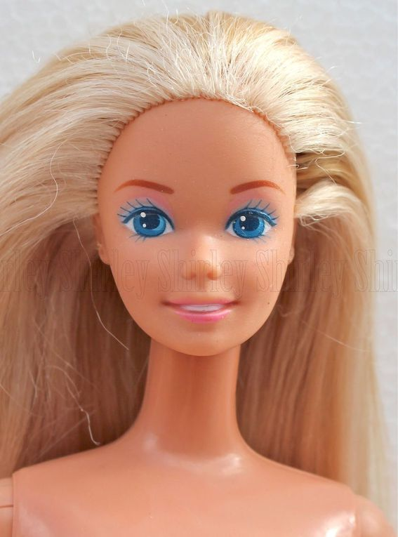 """ANIMAL LOVIN"" BARBIE DOLL 1988 MATTEL #1350"