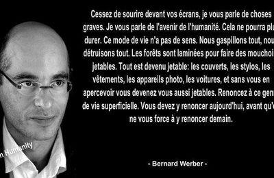 La compassion par, Bernard Werber