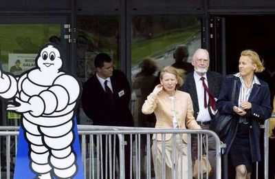 Reprise  progressive de la production imposée par Michelin
